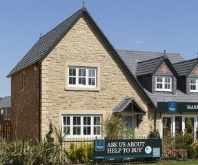 Mortgage advice event showcases new homes at D'Urton Manor in Preston