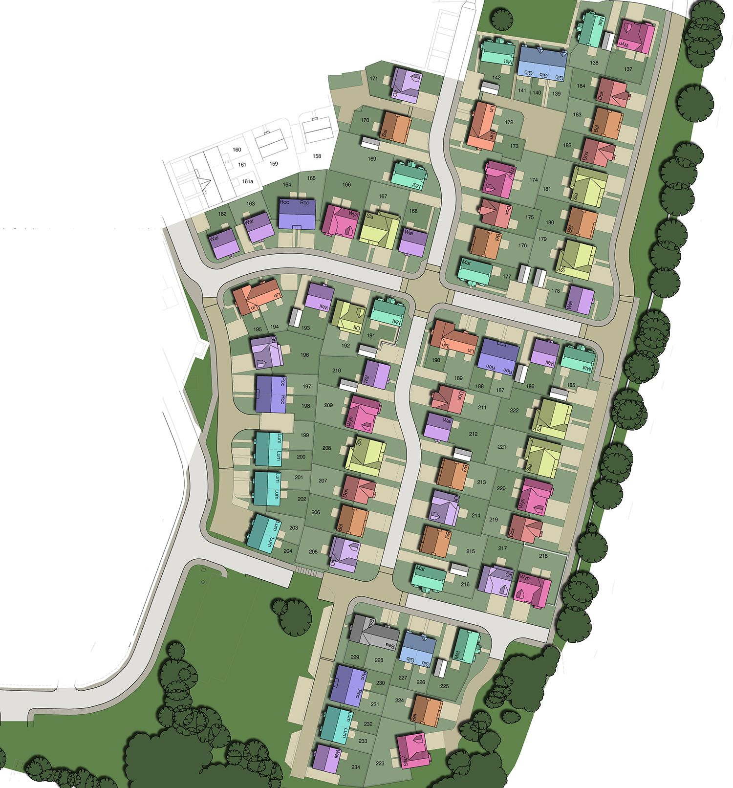New houses for sale in shotley bridge story homes for Home site plan