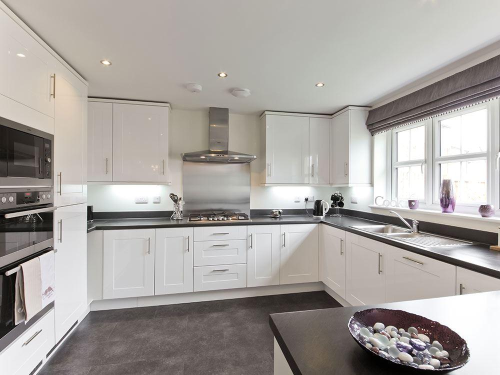 Lancaster Mayfair Kitchen