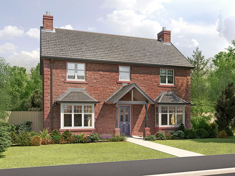 New Houses For Sale Dumfries DG1 3GT