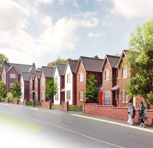 New houses for sale soon at Scotby, Carlisle, Cumbria