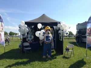 Builder Bear proves a hit at Cumberland Show