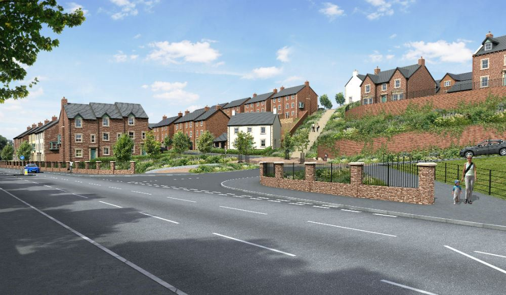 Council grants planning permission for new houses in Cumbria