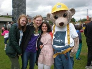 Wigton Carnival gets a visit from Builder Bear 2