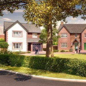 Crindledyke Farm development launches with Sustainable Homes