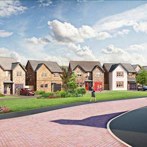 Property for sale Dearham, Cumbria  - New site at St Mungo's Close