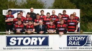 Tackling another year of strong partnership with Aspatria RUFC