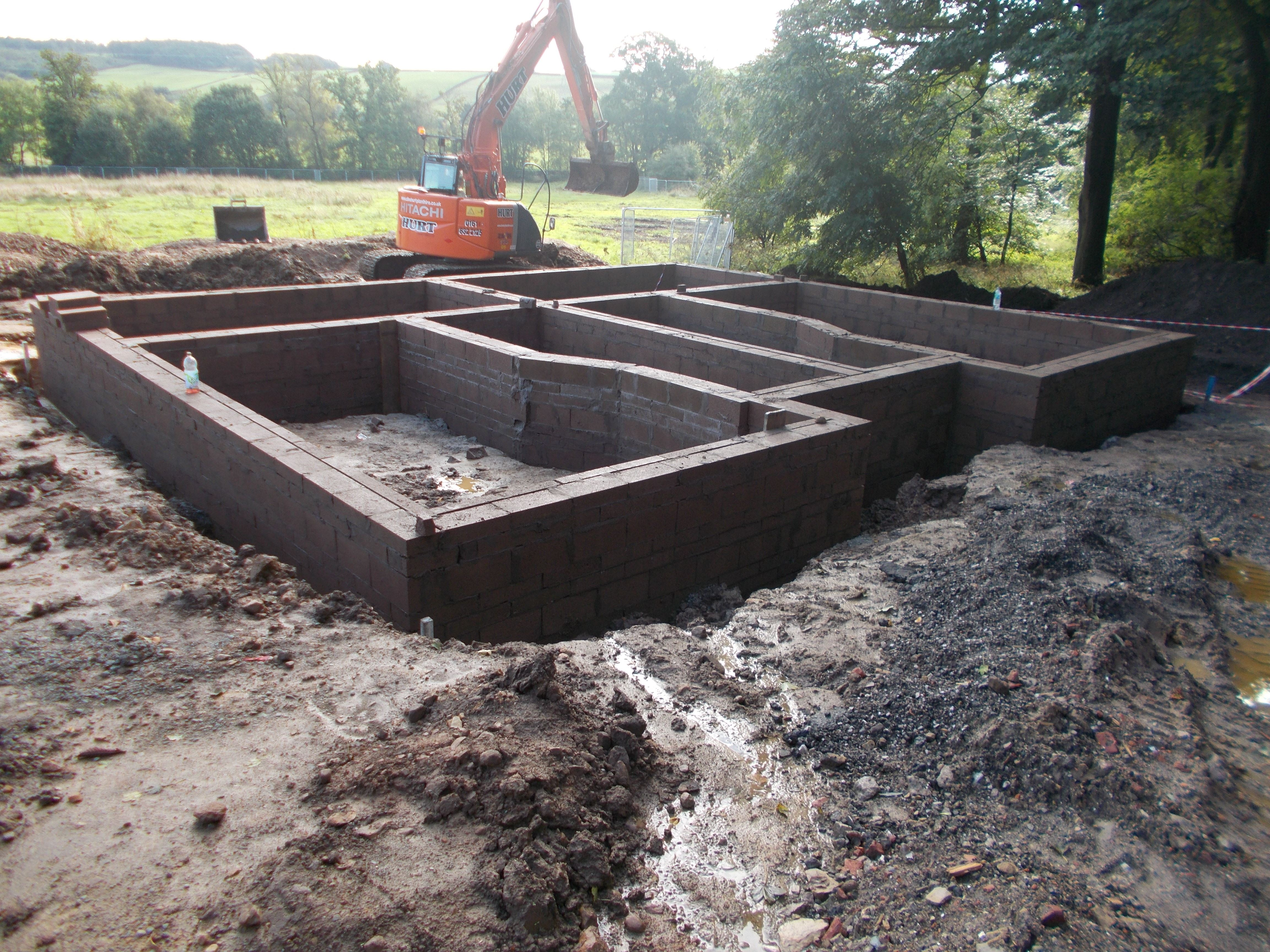 Foundations for Basement foundations