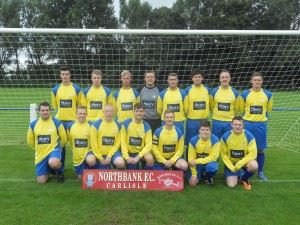 Northbank FC step out away from home in stylish shirts