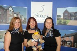 Sales advisers - Sylvia Harris central
