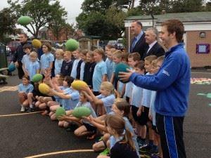 Story Sports Scheme - Kirkbampton Sept 2013 (1)