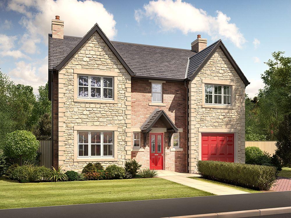 Plot 58 Four Bedroom House For Sale Workington Ca14 1xp