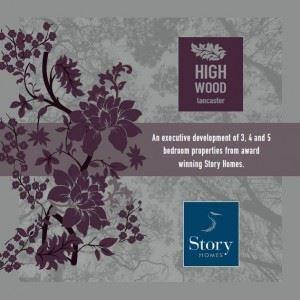 High Wood branding