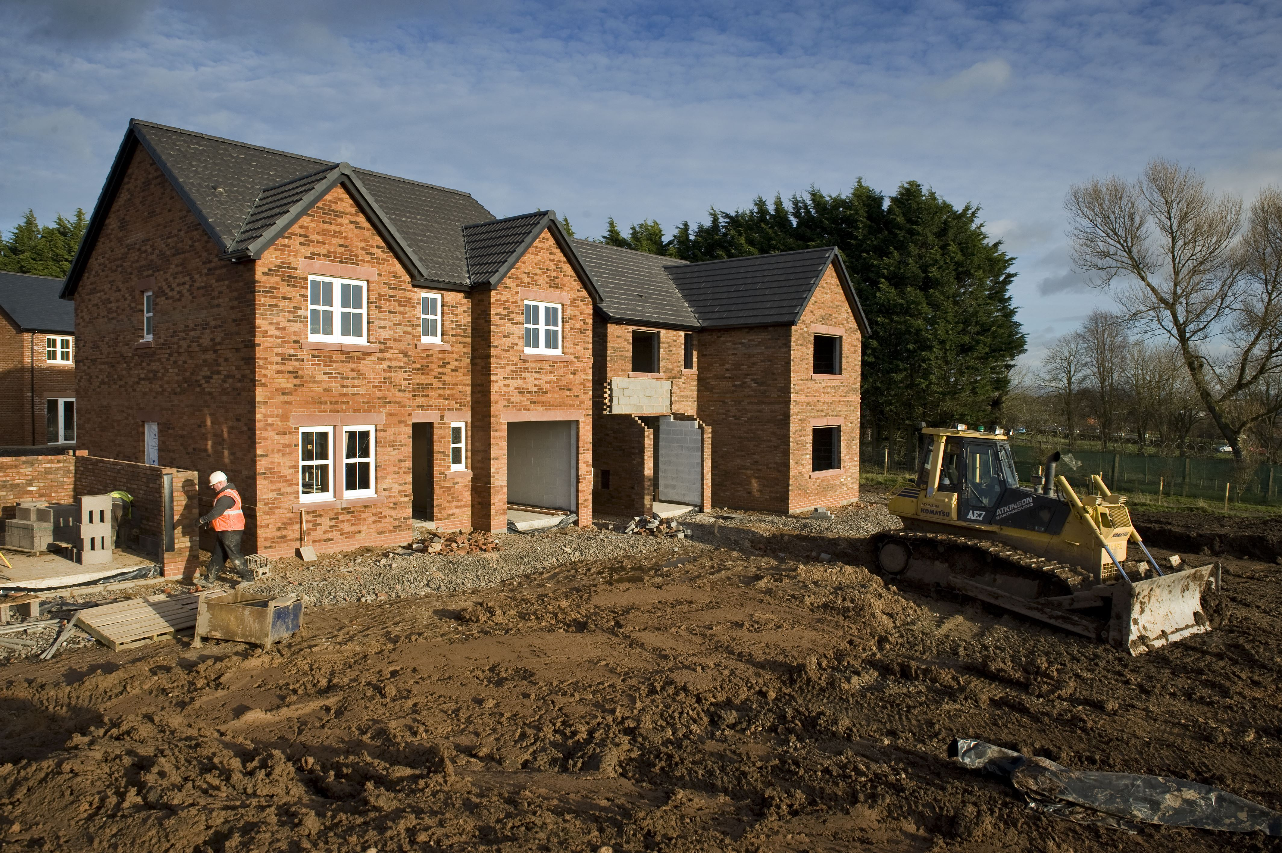 Opportunities For Business At Fast Growing House Building