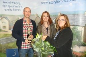Launch of New Houses at Scotby
