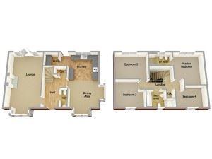 Arundel Floorplan