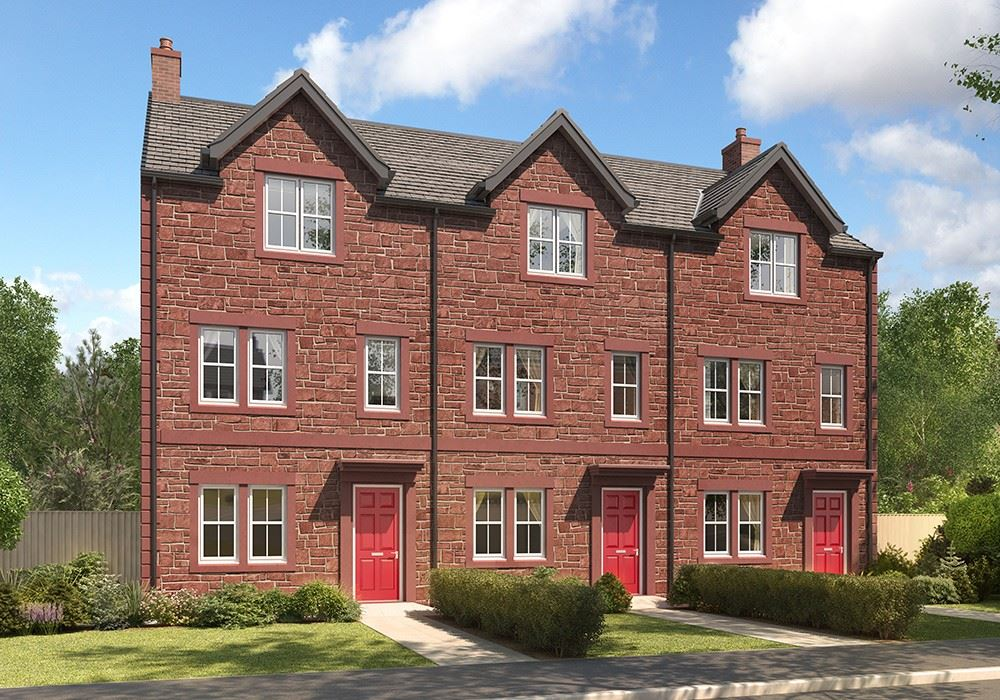 New Houses For Sale At Dalston Carlisle CA5 7LR