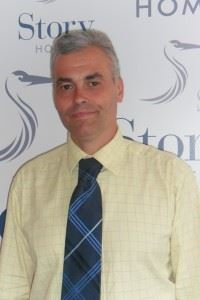 Steve Errington CEO Story Homes