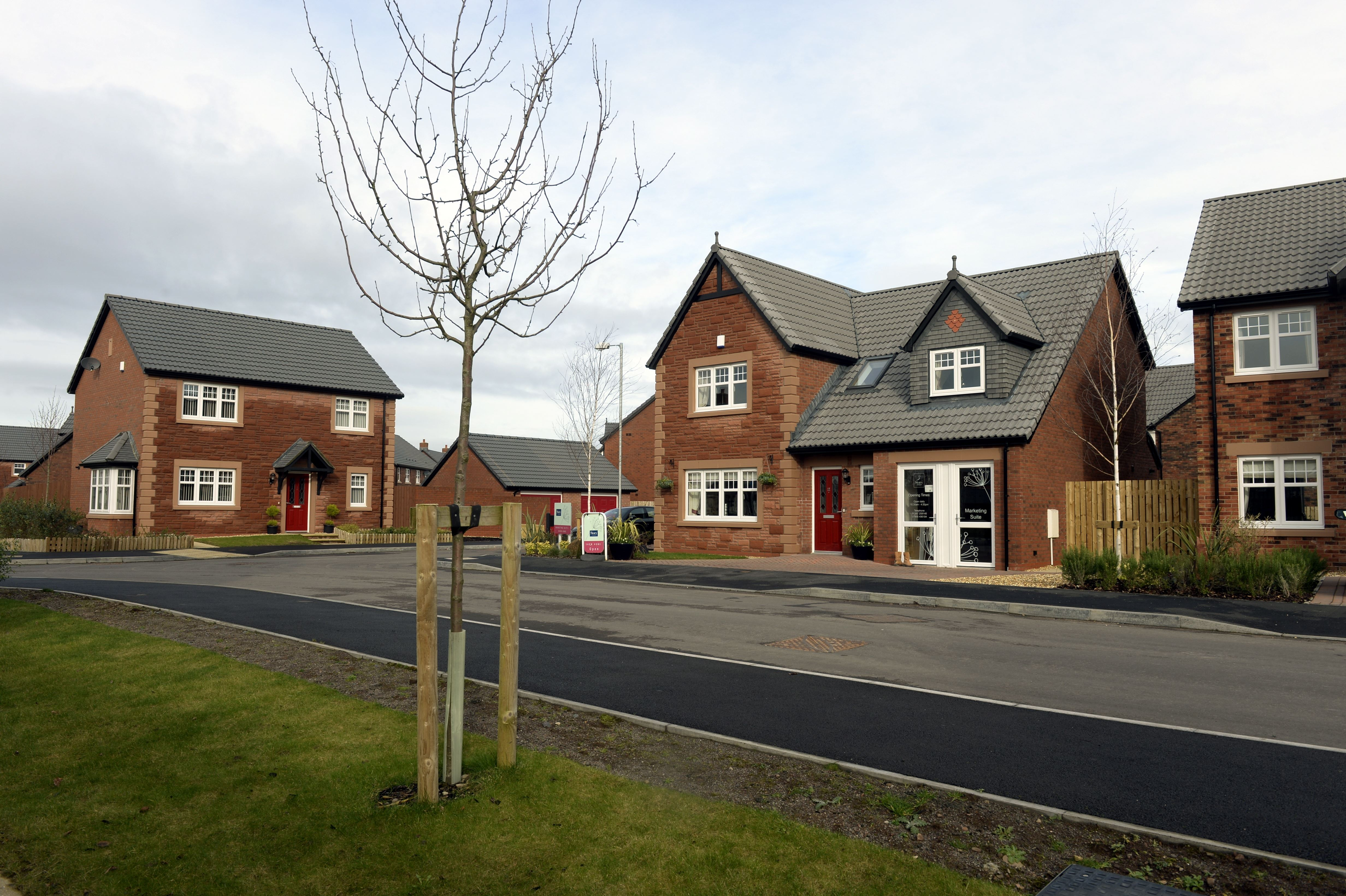 New Phase Launching At Summerpark Dumfries