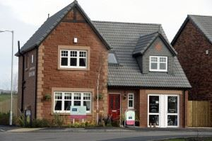 Story Homes Summerpark in Dumfries