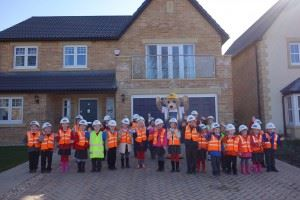 Ebchester Primary School visit - March 2014 (1)