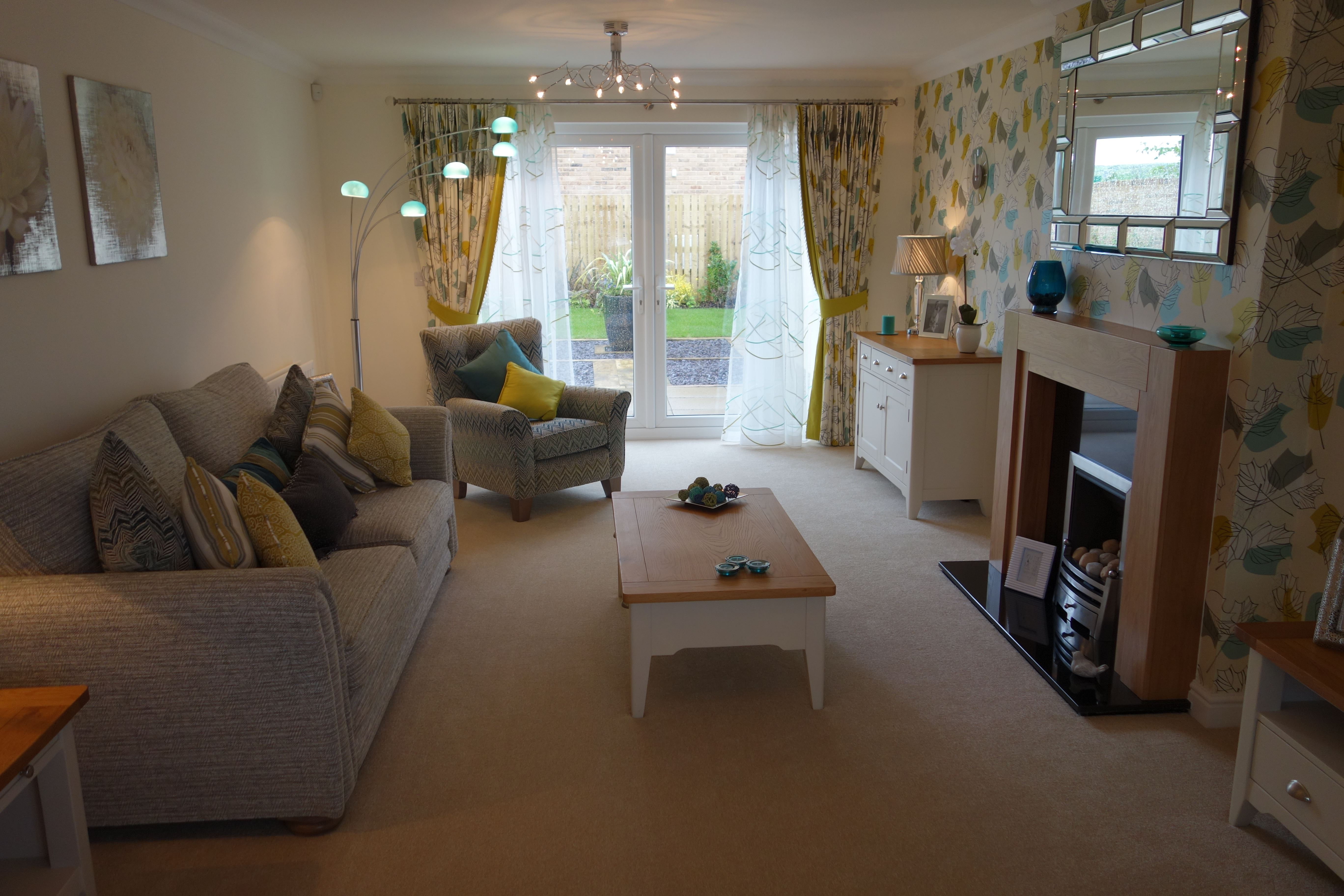 new show home now open at whins farm close high harrington