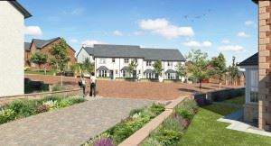 Proposed Strawberry How development, Cockermouth