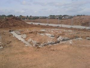 Kinsbrook Wood foundations (1)