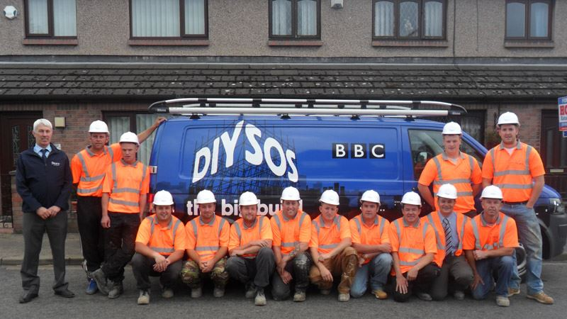 Story Homes help out on DIY SOS<span>6/14</span>
