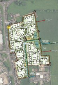 New homes at Greymoorhill would provide up to 57 affordable homes for local people
