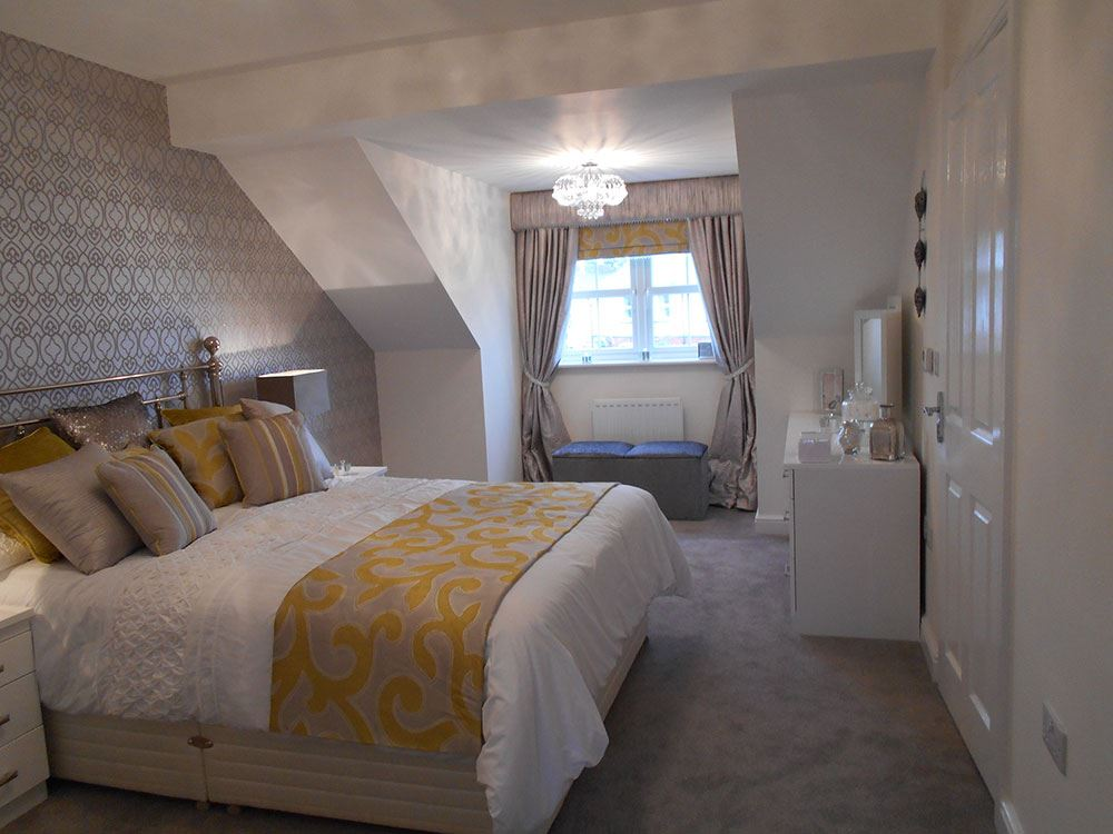 Show home opens at the ridings in carlisle for Home master