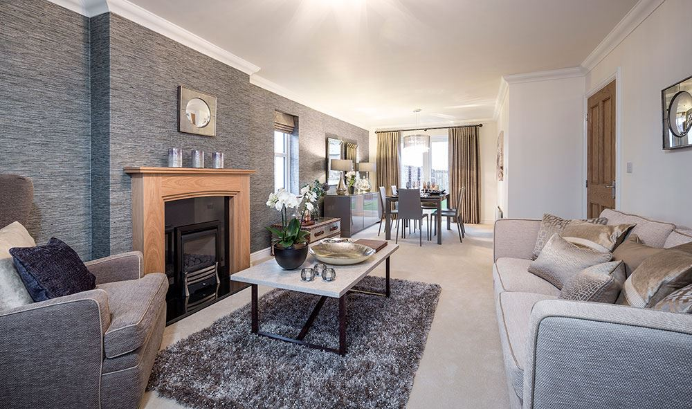 kingsbrook wood unveils three spectacular show homes