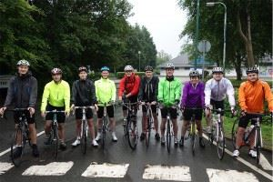 Macmillan bike ride - Aug 14