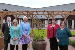 Story Homes, Story Contracting and Eden Valley Hospice staff