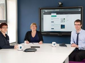 Story Homes and Abtec Support staff put technology to good use.