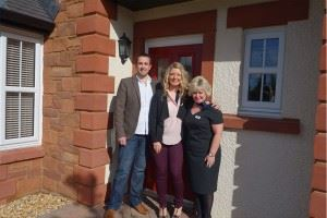 The Ridings show home