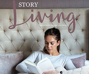 Story Living Issue 9 is here!