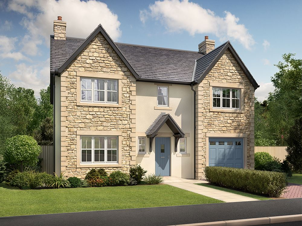 Exclusive launch of fallows park wynyard this weekend for New two story homes