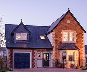 Roxburgh show home