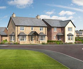 Sneak peek of new homes at Paddocks View, Middleton St George
