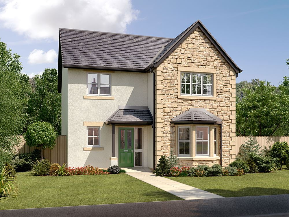 New Show Home Ready To Open At The Silks, Galgate