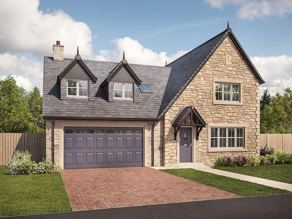 Plot 114 four bedroom detached for sale backworth ne27 0fg for 4 story house for sale
