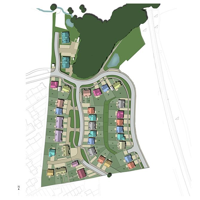 Property for sale in kendal Home site plan