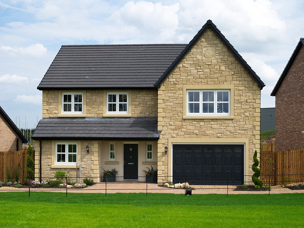 Plot 59 five bedroom detached for sale clifton ca10 2ep for The carlisle house