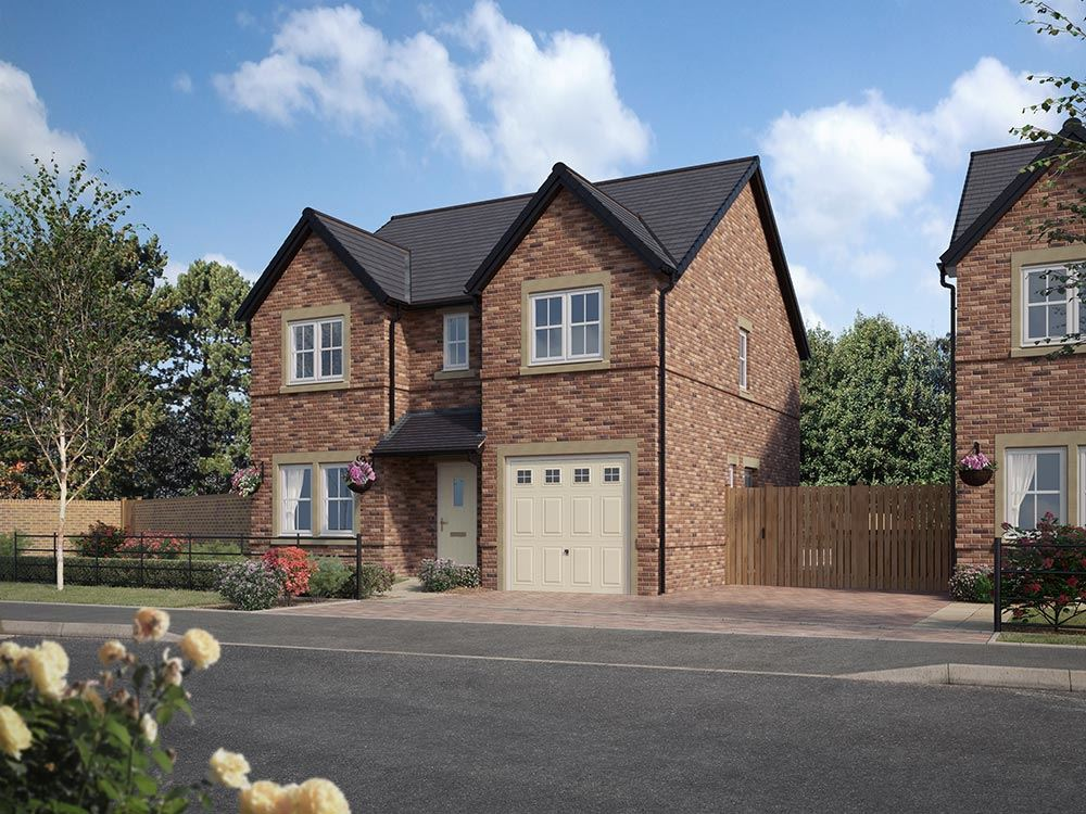 New Houses For Sale In Cottam Lanchashire Pr4 Story Homes
