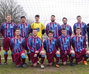 Kendal County Football Club gets new season kit from Story Homes