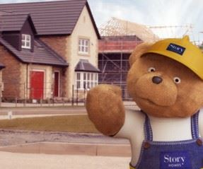 Feature film technology brings our Builder Bear to life