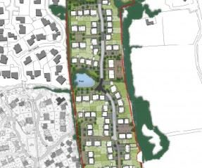 Plans for 86 new family homes in Wrea Green move step closer