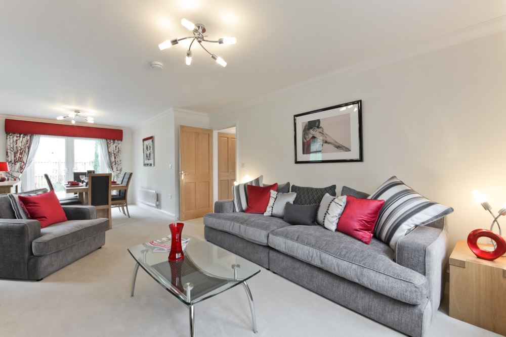 Great Sales Manager, Clare Wilson Said: U201cShow Homes Allow Us To Showcase  Everything A Brand New Home Has To Offer And Demonstrate To Customers How  Their Own New ...