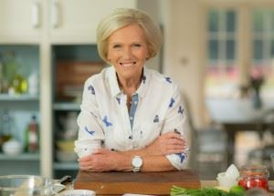 Programme Name: Mary Berry's Foolproof Cooking - TX: n/a - Episode: n/a (No. Iconics) - Picture Shows: Mary Berry - (C) Shine TV - Photographer: Production